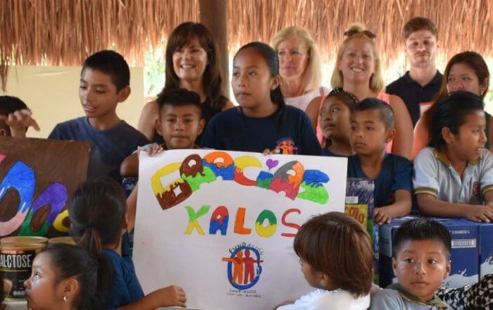 Kalos Financial Atlanta Kalos on a Mission Riviera Maya 2018