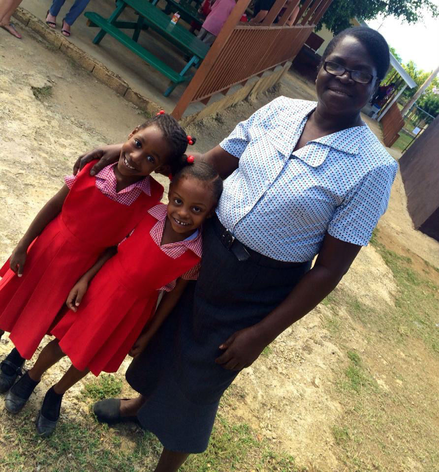 Kalos Financial Atlanta Kalos on a Mission Jamaica 2015 teacher students