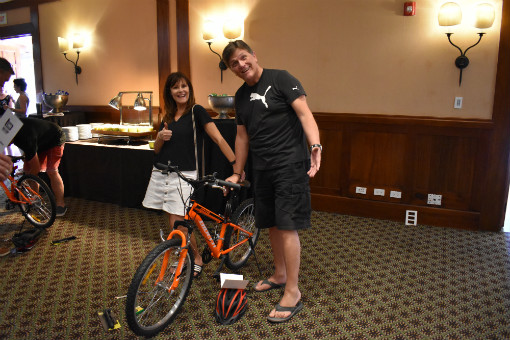 Kalos Financial Atlanta Kalos on a Mission 2019 Costa Rica bike build