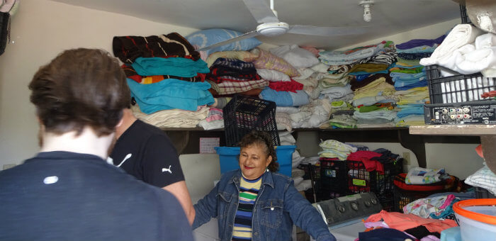 Kalos Financial Atlanta Kalos on a Mission Cabo San Lucas 2017 blankets