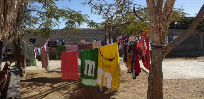 Kalos Financial Atlanta Kalos on a Mission Cabo San Lucas 2017 clothesline