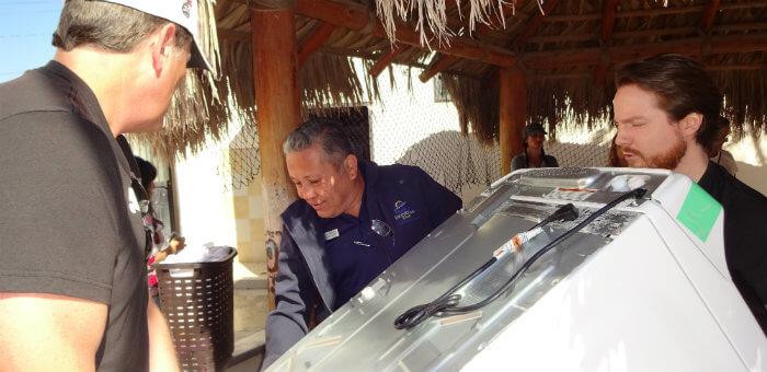 Kalos Financial Atlanta Kalos on a Mission Cabo San Lucas 2017 moving washer dryer