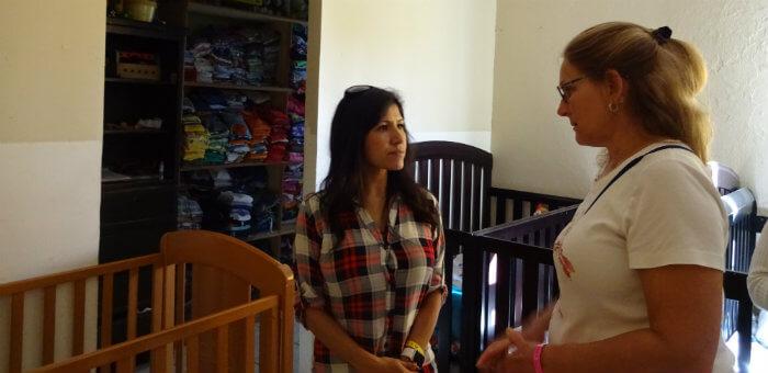 Kalos Financial Atlanta Kalos on a Mission Cabo San Lucas 2017 people talking cribs blankets