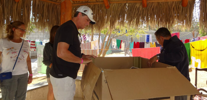Kalos Financial Atlanta Kalos on a Mission Cabo San Lucas 2017 unboxing washer dryer