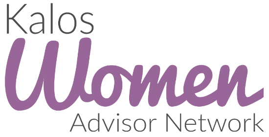 Kalos Women Advisor Network logo